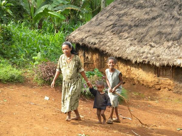Habitants de Muti