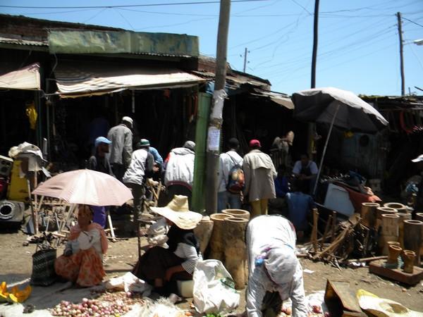 Le mercato