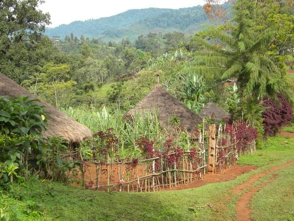 Muti un village du Sud