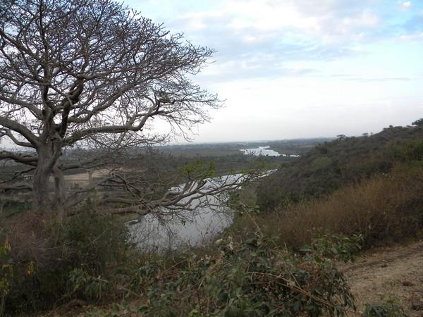 Près de Bahar Dar le Nil